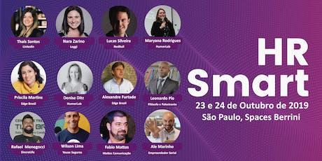 HR Smart | 23 e 24 de Outubro de 2019 | São Paulo - Berrini ingressos