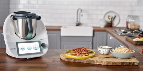 """Copy of """"First class with Thermomix """"-Cooking Class-September 2019  tickets"""
