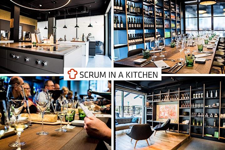 Scrum in a Kitchen - Agilität kulinarisch erleben: Bild