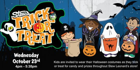 Trick or Treating at Stew Leonard's of East Meadow  Tickets