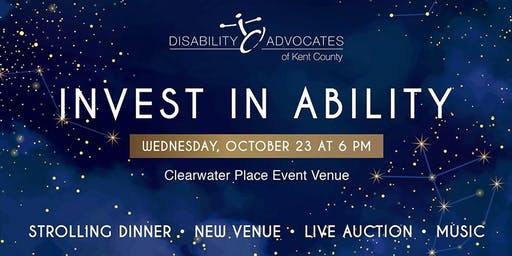 Invest in Ability 2019