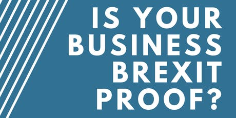 Preparing your business for Brexit by Streatham BID tickets