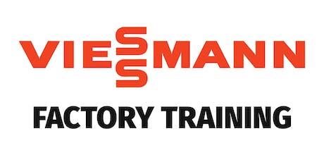 Viessmann Factory Training - Wharton tickets