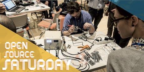 Open source Saturday biglietti