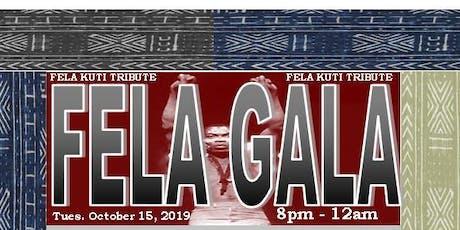 FELA KUTI TRIBUTE - FELA GALA 2019 tickets
