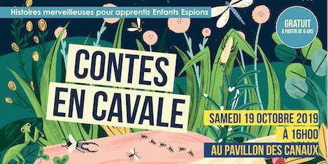 Contes En Cavale - Histoires merveilleuses pour apprentis Enfants Espions billets