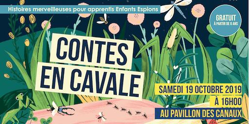 Contes En Cavale - Histoires merveilleuses pour apprentis Enfants Espions