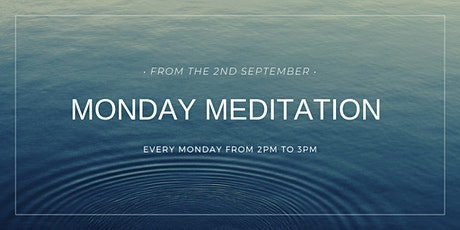 Monday Meditation  tickets