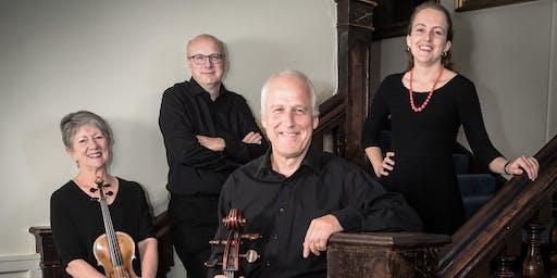Hallses & Moody Quartet