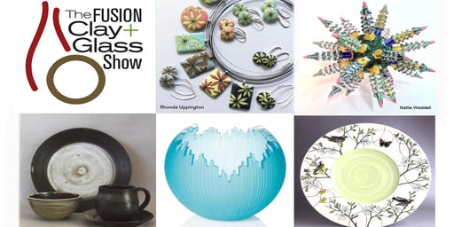 FUSION Clay and Glass Show