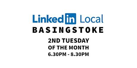 Linkedinlocal Basingstoke tickets