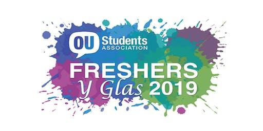 Cardiff Freshers Event 2019 | Digwyddiad y Glas Caerdydd 2019