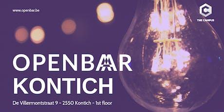 Openbar Kontich December // NetSuite & Personal Conversational AI tickets