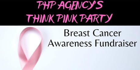 PHP Agency's Think Pink Party tickets