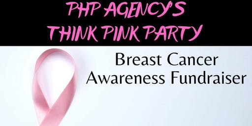 PHP Agency's Think Pink Party