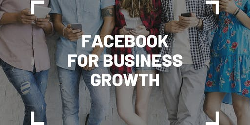 Facebook for Business Growth.  A Barrhaven BIA B2B Lunch Workshop.