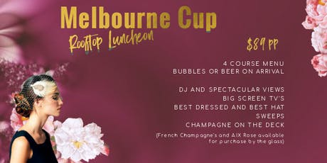 Melbourne Cup at Circa Rooftop Bar tickets