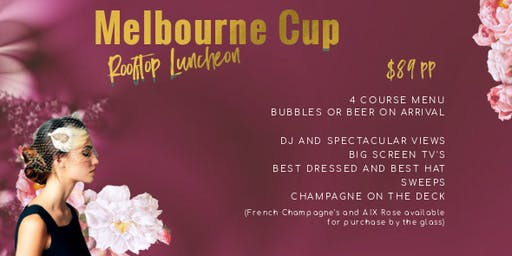 Melbourne Cup at Circa Rooftop Bar