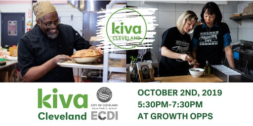 Kiva Launch in Cleveland