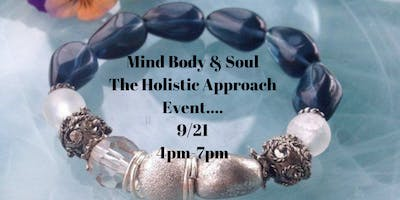 Mind Body & Soul **vendor space is still available.**