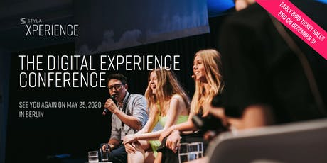 Styla Xperience 2020 tickets