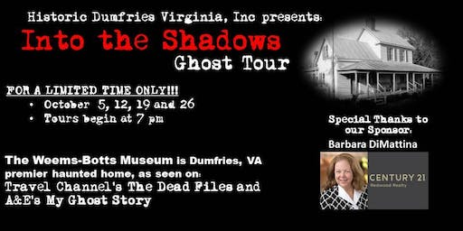 Ghost Walks: Into the Shadows