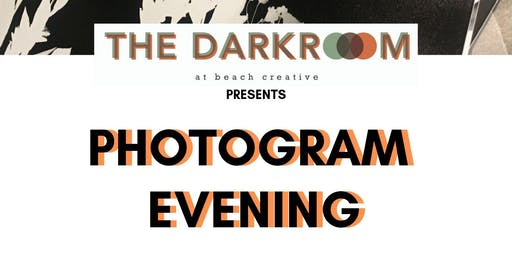 Photogram Evening (Oct)