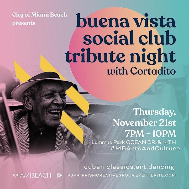 Buena Vista Social Club Tribute Night image