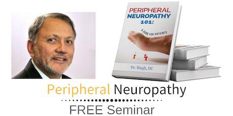 FREE Peripheral Neuropathy & Nerve Pain Breakthrough Dinner Seminar - Columbus, OH tickets
