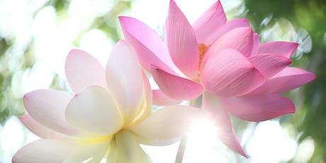 Mindfulness & Meditation Hour tickets
