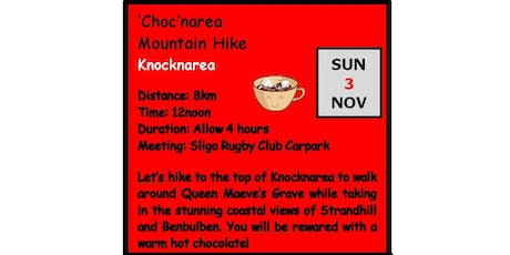 Autumn Winter Adventure Walks Series 2019 - Walk 4 - 'Choc'narea - Mountain Hike - Knocknarea tickets