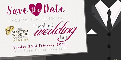 The Inverness Courier Highland Wedding Fair tickets