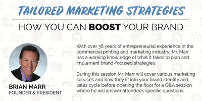 Boosting Your Brand: Effective Marketing Strategies