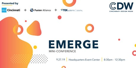 EMERGE Mini-Conference tickets