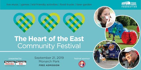 Heart of the East Community Festival tickets