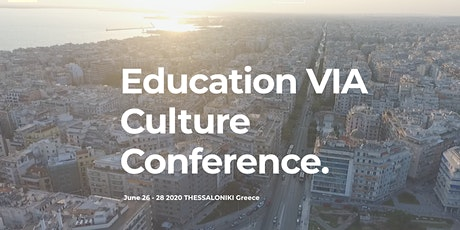 Education VIA Culture conference tickets