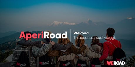AperiRoad - Roma | WeRoad ti racconta i suoi viaggi biglietti