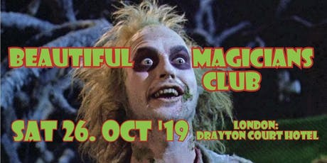 Beautiful Magicians Club: Halloween Special tickets