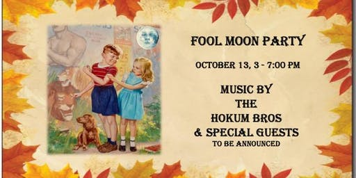 Fool Moon on the Hill