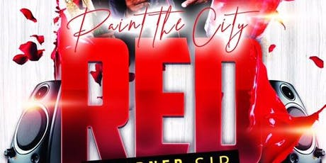 King's Homestyle Fixins, HP&E & Trill Watts PRESENTS Paint The City Red tickets