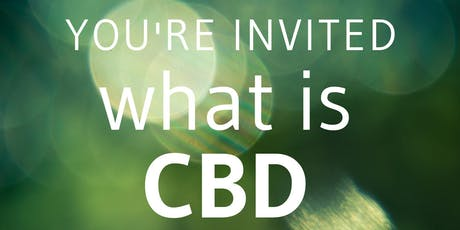 What is CBD? tickets