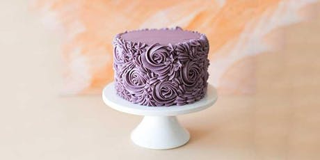 Rose Signature Cake Decorating tickets
