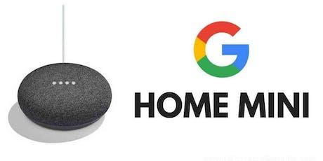 Google Home Mini tickets