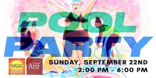 SunServe's Body Positive Pool Party!