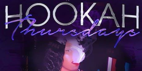Hookah Thursdays tickets