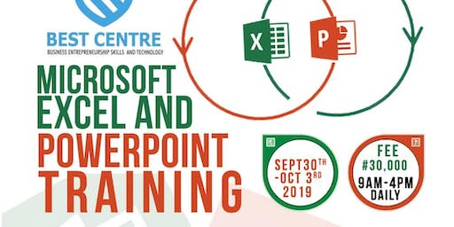 Microsoft Excel and PowerPoint Application Training