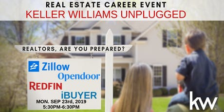 Real Estate Critical Industry Updates Event - Aventura: Keller Williams Unplugged tickets