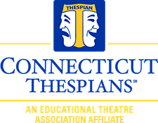 Connecticut Thespians logo
