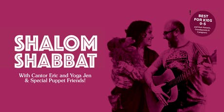 Shalom Shabbat: October tickets