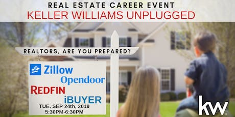 Real Estate Critical Industry Updates - Fort Lauderdale: Keller Williams Unplugged tickets
